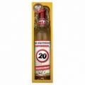 Bohemia Gifts - dárkové víno k 20. narozeninám 0,75 l - Vše nej - bílé Chardonnay