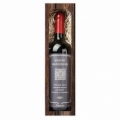 Bohemia Gifts - červené víno 0,75 l - k narozeninám Merlot