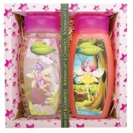 Bohemia Gifts - Víly - dárkové balení dětské kosmetiky - sprchový gel a šampon pro dívky