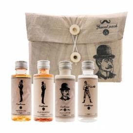 BOHO STYLE - Travel pack - Cestovné balenie kozmetiky Gentleman - pre mužov