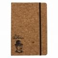 Bohemia Gifts - zápisník A5 - Gentleman