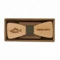 Bohemia Gifts - dřevěný motýlek Rybář