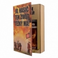 Bohemia Darčeky - darčekové balenie kozmetiky pre hasičov - kniha