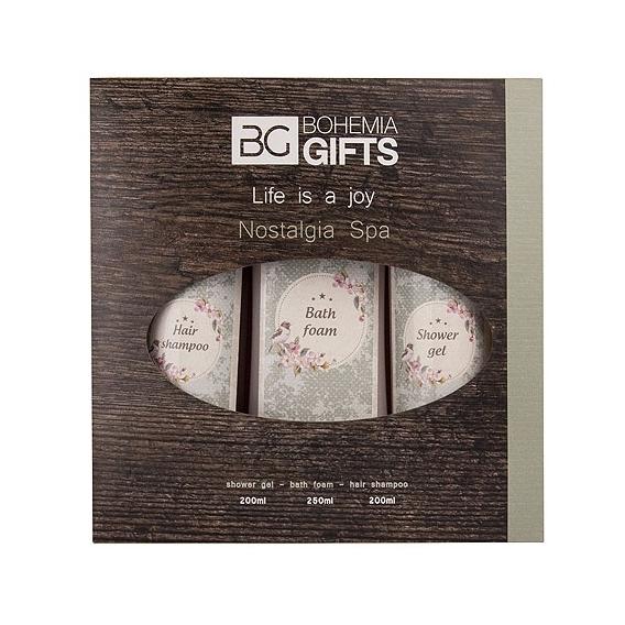 Bohemia Gifts - dárkové balení kosmetika Nostalgia Spa
