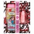 Darčekové sexy balenie - sprchový gél a mydlo penis