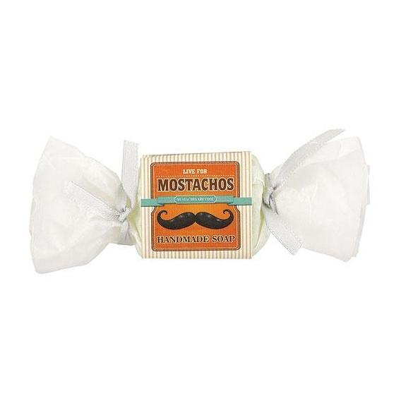 Ručně vyráběné mýdlo - Mostachos 30 g