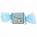 Ručne vyrábané tuhé mydlo bonbón  30g - Konvalinky