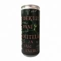 Bohemia Darčekov - energy drink pre váš učiteľ 250 ml