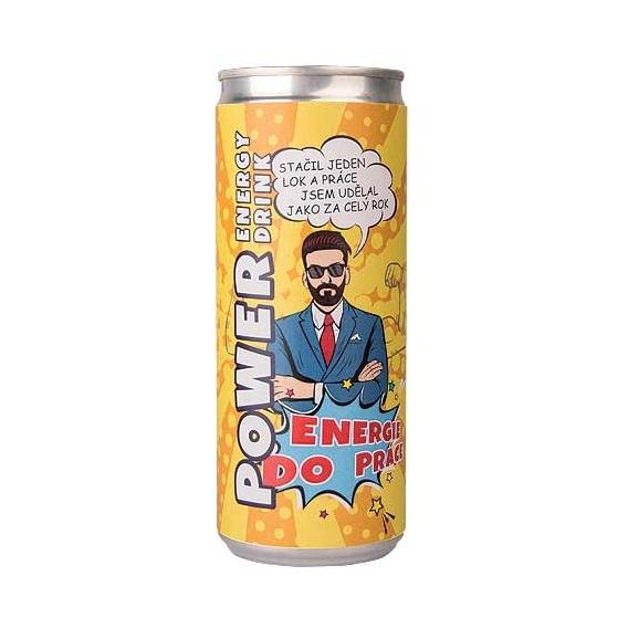 Bohemia Dary - energetický nápoj 250 ml - energiu na prácu,