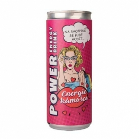 Bohemia Dary - energetický nápoj 250 ml pre priateľa - energie priateľovi