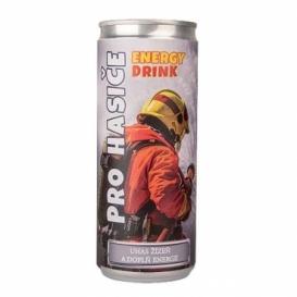 Bohemia Dary - energetický nápoj 250 ml pre hasičov