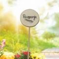 Bohemia Gifts - dřevěné zapichovátko k bylinkám - rozmarýn