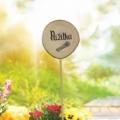 Bohemia Gifts - dřevěné zapichovátko k bylinkám - pažitka