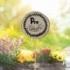 Bohemia Gifts - zapichovátko do květináče - pro štěstí