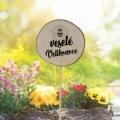 Bohemia Gifts - zapichovátko do květináče Veselé Velikonoce