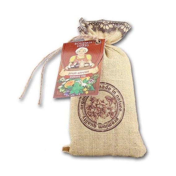 Bohemia Herbs - bylinný čaj 70 g proti stresu