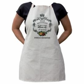 Bohemia Gifts - kuchyňská zástěra pro babičku