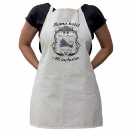 Bohemia Gifts - kuchyňská zástěra pro maminku