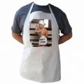 Bohemia Gifts - pánská kuchyňská zástěra - pomůžu ti