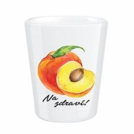 Bohemia Darčeky - keramické nápoj 0,5 cl - marhuľových