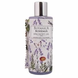 Botanica Bohemia krémový sprchový gel 200 ml - levandule