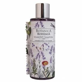 Botanica Bohemia vlasový šampon 200 ml - levandule