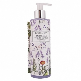 Botanica Bohemia tekuté mýdlo 250 ml - levandule
