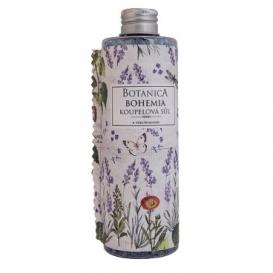 Botanica Bohemia koupelová sůl 320 g - levandule