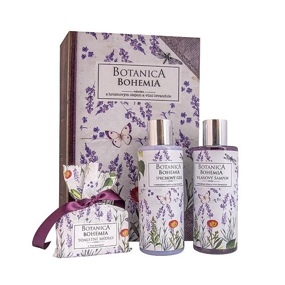Botanica Bohemia kozmetický balíček - levanduľa