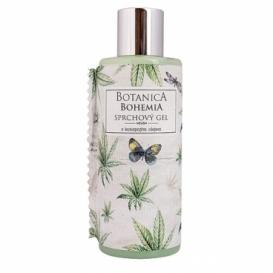 Botanica Bohemia konopný sprchový gél 200 ml - konope