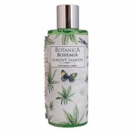 Botanica Bohemia konopný vlasový šampon 200 ml - cannabis