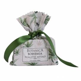 Botanica Bohemia ručne vyrobené z konope tuhé mydlo 100 g