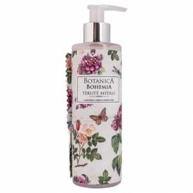 Botanica Bohemia tekuté mydlo 250 ml - rose hips a rose