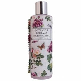 Botanica Bohemia krémová koupelová pěna 250 ml - šípky a růže