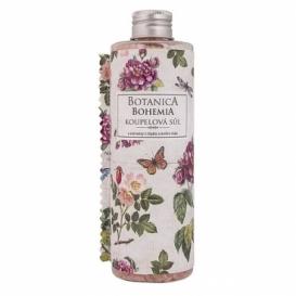Botanica Bohemia koupelová sůl 320 g - šípek a růže