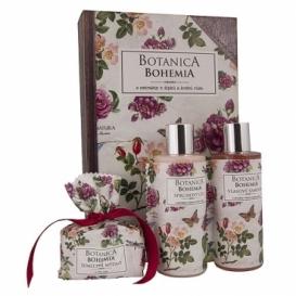 Botanica Bohemia kozmetický balíček - vres a rose