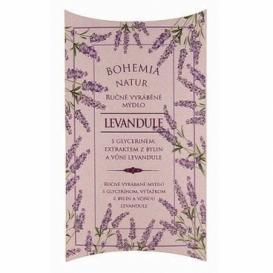 Bohemia Natur - ručně vyrobené mýdlo 100 g - Levandule