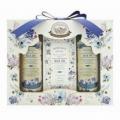 Darčekové balenie BLUE SPA - vlasový šampón, mydlo a sprchový gél
