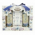 Bohemia Natur dárkové balení kosmetika - Blue Spa - gel + mýdlo + šampon