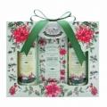 Bohemia Natur - kozmetika Zelená Spa - sprchový gél, mydlo a šampón
