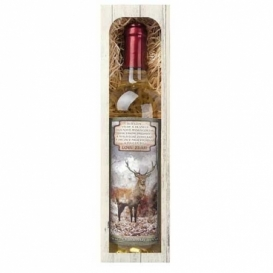 Darčekové víno LOVU ZDAR - biele víno Chardonnay 750 ml (verzia v SK)