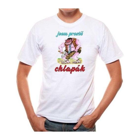 Pivrnec - tričko s potiskem - pro chlapáka
