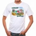 Pivrnec - tričko s potiskem - velmistr gaučingu