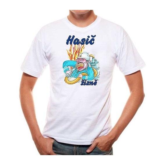 Pivrnec - tričko s potlačou - smädu