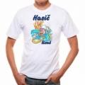 Pivrnec - tričko s potiskem - hasič žízně