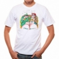 Pivrnec - tričko s potiskem - to chce klid a nohy v teple