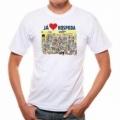 Pivrnec - tričko s potlačou na pub - som rád, pub
