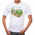 Pivrnec - tričko s potiskem - originál Lakost