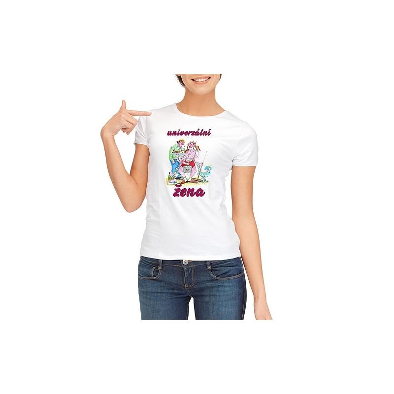 Pivrnec - dámske tričko s potlačou - univerzálny žena  6ae92ab2ea8