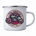 Bohemia Darčeky - tin cup s obrázkom - bike - úplné twatt